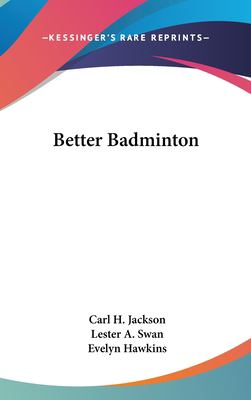 Better Badminton 9781104838232