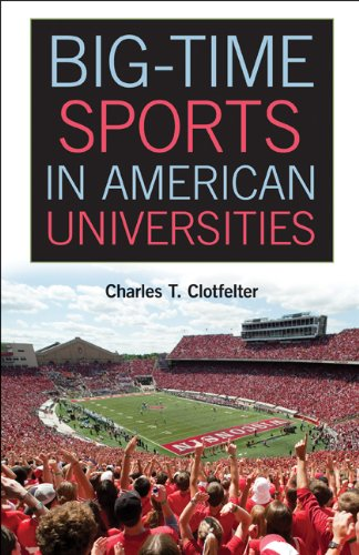 Big-Time Sports in American Universities 9781107004344