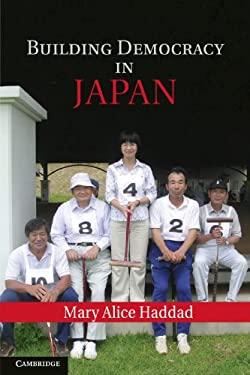 Building Democracy in Japan 9781107601697