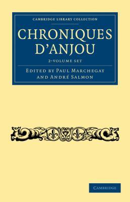 Chroniques D'Anjou 9781108018340