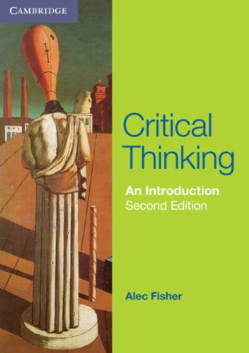Critical Thinking: An Introduction 9781107401983