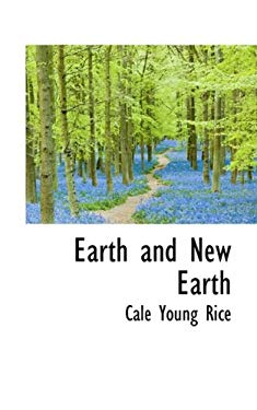 Earth and New Earth 9781103787722