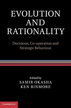 Evolution and Rationality: Decisions, Co-Operation and Strategic Behaviour 9781107004993