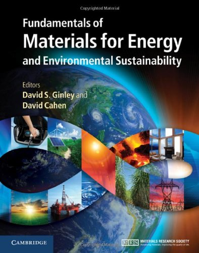 Fundamentals of Materials for Energy and Environmental Sustainability 9781107000230