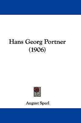 Hans Georg Portner (1906) 9781104820770