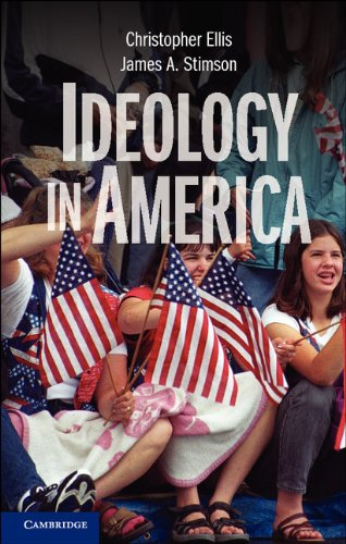 Ideology in America. Christopher Ellis, James A. Stimson 9781107687417