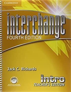 Interchange Intro Teacher's Edition with Assessment Audio CD/CD-ROM 9781107640115