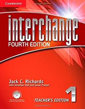 Interchange Level 1 Teacher's Edition with Assessment Audio CD/CD-ROM (Interchange Fourth Edition) 9781107699175