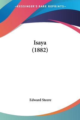 Isaya (1882) 9781104773533