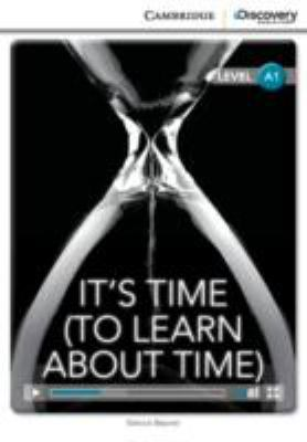 It's Time (To Learn About Time) Book with Online Access