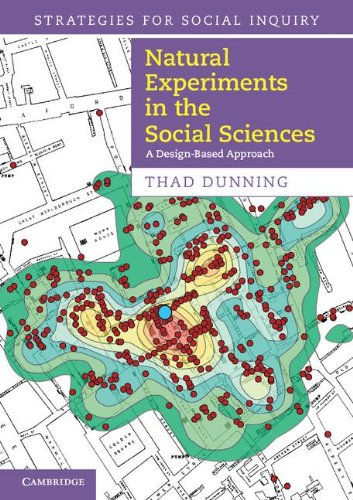 Natural Experiments in the Social Sciences: A Design-Based Approach 9781107698000