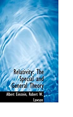 Relativity: The Special and General Theory 9781103842476