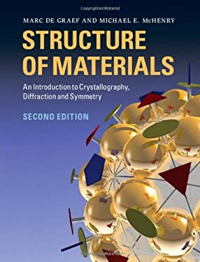Structure of Materials: An Introduction to Crystallography, Diffraction and Symmetry 9781107005877