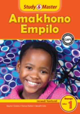 Study and Master Life Skills Grade 1 Caps Learner's Book Isizulu Translation 9781107602045