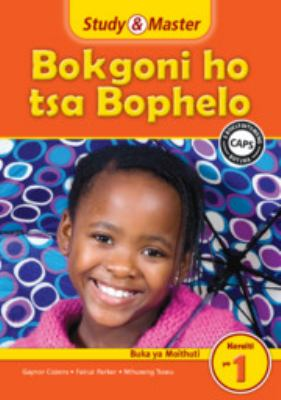 Study and Master Life Skills Grade 1 Caps Learner's Book Sesotho Translation 9781107602069