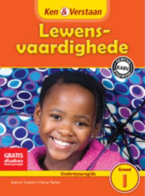 Study and Master Life Skills Grade 1 Caps Teacher's File Afrikaans Translation 9781107602137