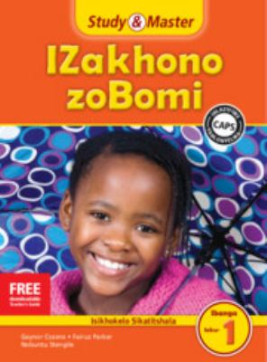 Study and Master Life Skills Grade 1 Caps Teacher's File Isixhosa Translation 9781107602144