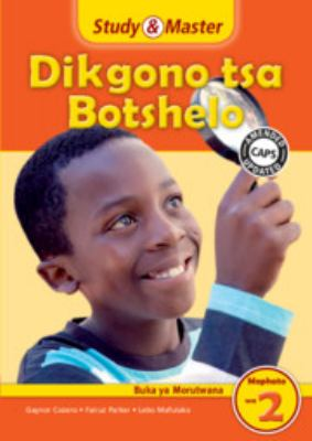 Study and Master Life Skills Grade 2 Caps Learner's Book Setswana Translation 9781107615335