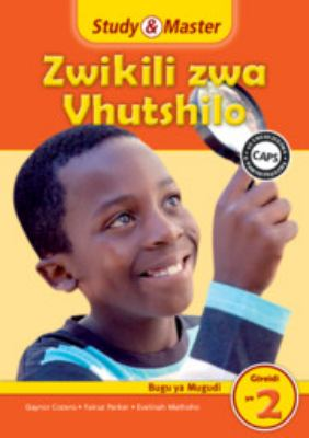 Study and Master Life Skills Grade 2 Caps Learner's Book Tshivenda Translation 9781107697409