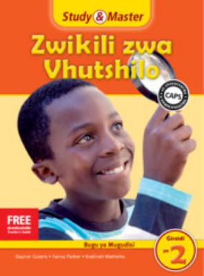 Study and Master Life Skills Grade 2 Caps Teacher's File Tshivenda Translation 9781107657335