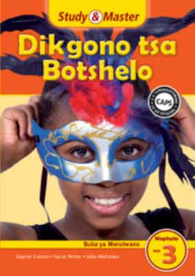 Study and Master Life Skills Grade 3 Caps Learner's Book Setswana Translation 9781107645752