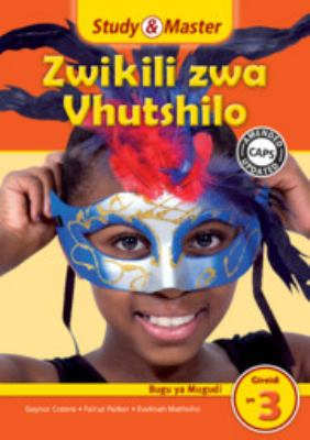 Study and Master Life Skills Grade 3 Caps Learner's Book Tshivenda Translation 9781107678965
