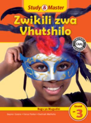 Study and Master Life Skills Grade 3 Caps Teacher's File Tshivenda Translation 9781107633841
