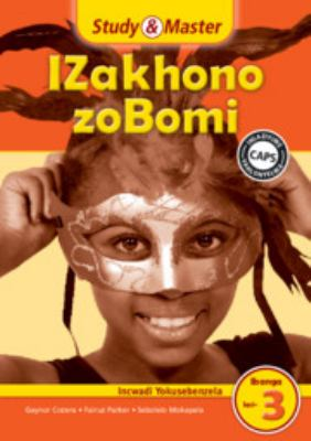 Study and Master Life Skills Grade 3 Caps Workbook Isixhosa Translation 9781107658936