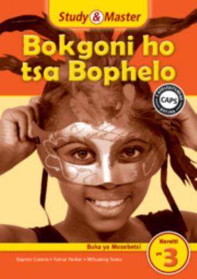 Study and Master Life Skills Grade 3 Caps Workbook Sesotho Translation 9781107615175