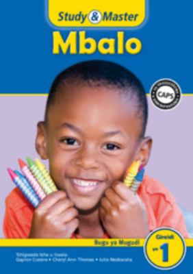 Study and Master Mathematics Grade 1 Caps Learner's Book Tsivenda Translation 9781107653023
