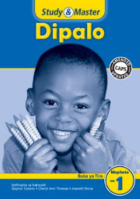 Study and Master Mathematics Grade 1 Caps Workbook Setswana Translation 9781107603554