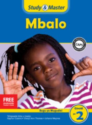 Study and Master Mathematics Grade 2 Caps Teacher's File Tshivenda Translation 9781107651968