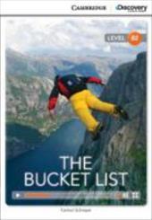 The Bucket List Upper Intermediate Book with Online Access 21769183