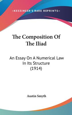 an essay on the iliad