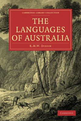 The Languages of Australia 9781108017855