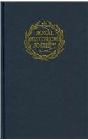 Transactions of the Royal Historical Society: Volume 20 9781107008687