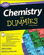 Image of 1001 Chemistry Practice Problems For Dummies