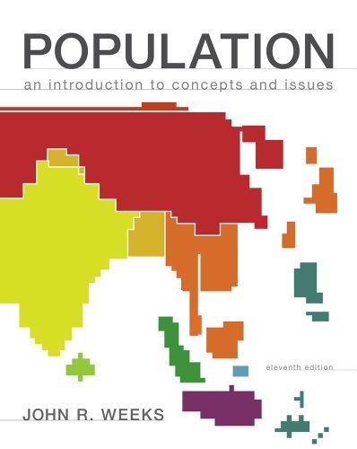 Population: An Introduction to Concepts and Issues 9781111185978