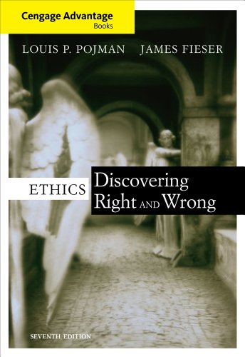 Ethics: Discovering Right and Wrong 9781111298173