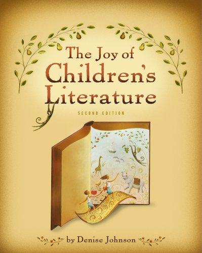 The Joy of Children's Literature 9781111298364