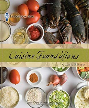 Cuisine Foundations: Classic Recipes 9781111306878