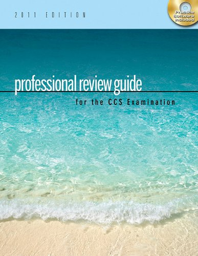 Professional Review Guide for the CCS Examination [With CDROM] 9781111309169