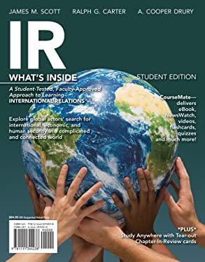 IR, 2014 Edition (with Political Science CourseMate with eBook Printed Access Card) (New 1st Editions in Political Science) 9781111344238