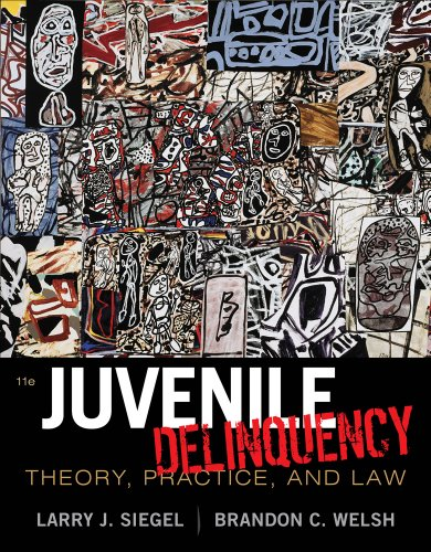 Juvenile Delinquency: Theory, Practice, and Law 9781111346898
