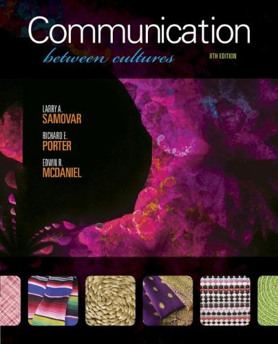 Communication Between Cultures - 8th Edition