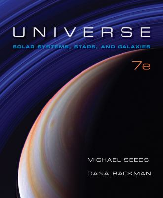 Universe: Solar System, Stars, and Galaxies 9781111425678