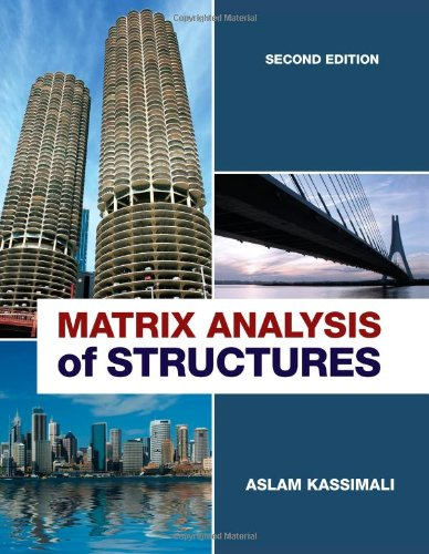 Matrix Analysis of Structures 9781111426200