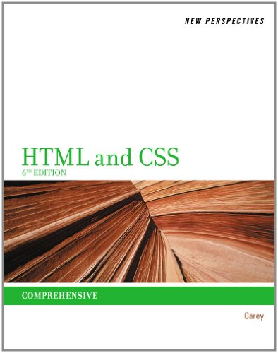 New Perspectives on HTML and CSS: Comprehensive 9781111526443