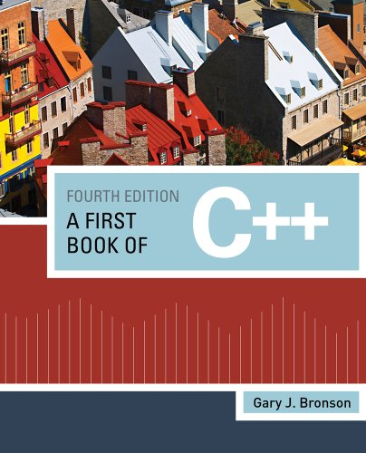 A First Book of C++ 9781111531003