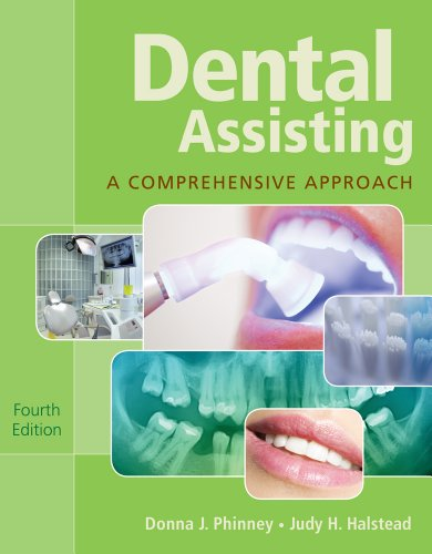 Dental Assisting: A Comprehensive Approach [With CDROM] 9781111542986